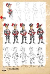 Charakter-Design